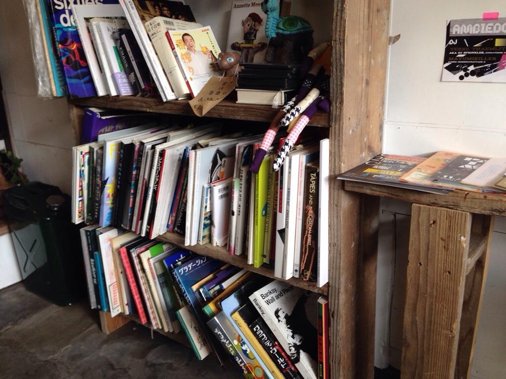 SOMAの本棚