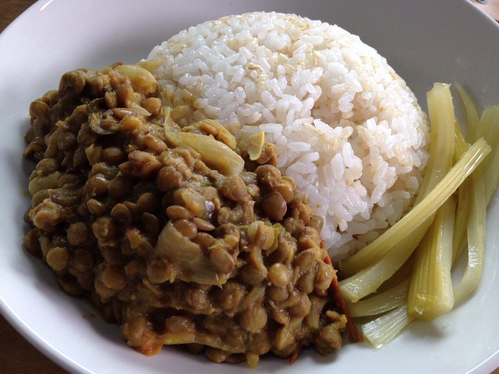 パリップ(レンズ豆のカレー)のレシピ